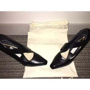 Stella McCartney women heels size US 8.